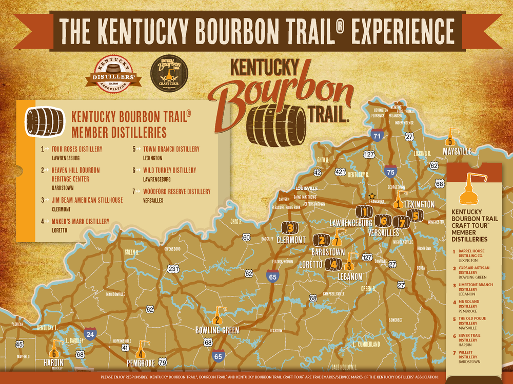 kentucky bourbon trail map with Accolades 1 on Appalachen Blue Ridge Parkway Bourbon Trail Motorradtour Usa in addition Lexington Map Print Modern Map Art further Maps further Map Of Virgin Islands And Puerto Rico Download Map Puerto Rico And Virgin Islands further Prweb12592650.