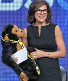 We knew Nina loved monkeys!