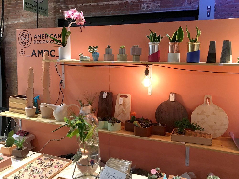 Sabi at 2016 WantedDesign