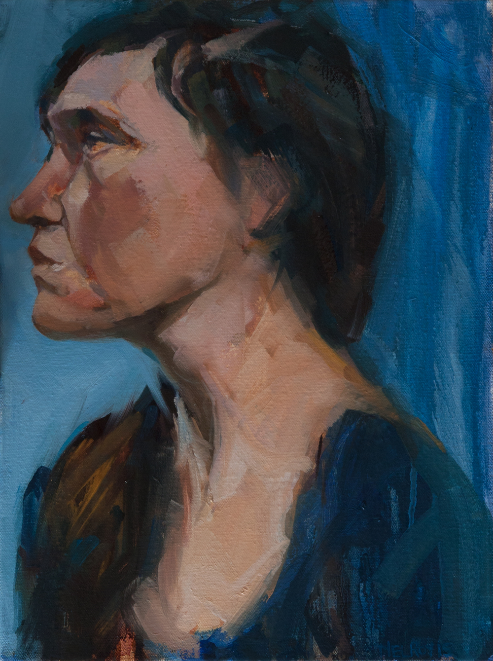 Ina in Profile