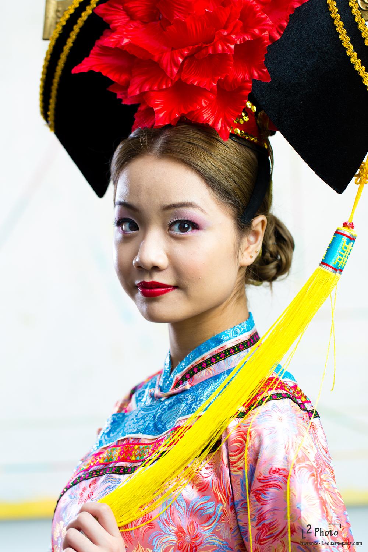 Model: Michelle Townson MUAH: Luna Lin Stylist: Sylvia Townson