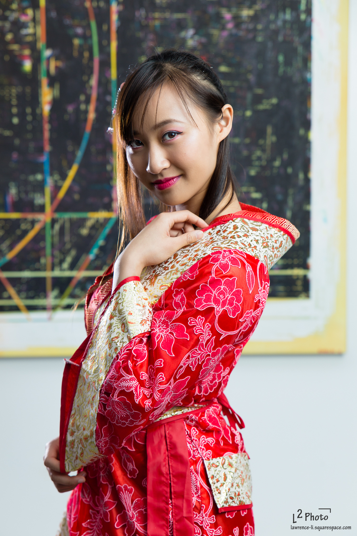 Model: Jennifer Li MUA: Natalia BlanC Hair: Melina Pham Stylist: Sylvia Townson