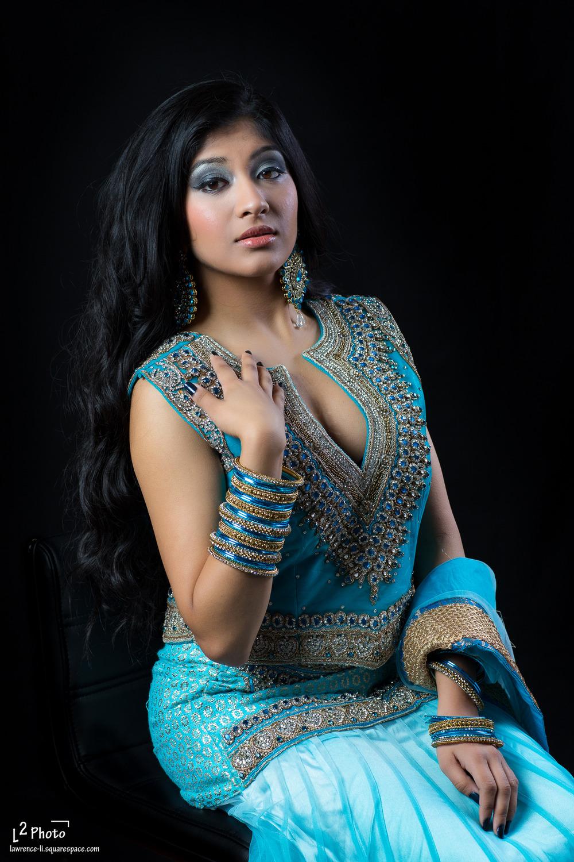 Model: Kesia Ram MUAH: Sonia Kanda