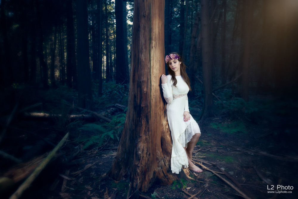 Model: Dawnda Abdullah MUA: Tina Camara Hairstylist: Carlee Costain Organized by: Taylor Duggan