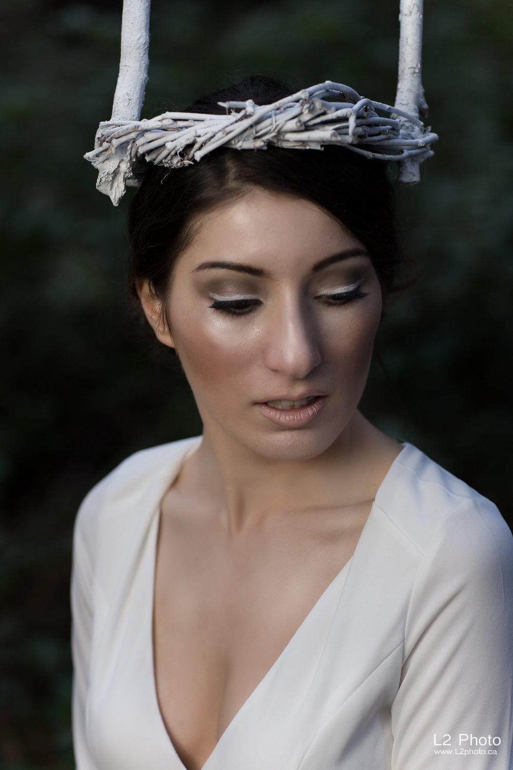 Model: Emel Iz MUA: Carmen Ly Hair: James Valdez Organized by Taylor Duggan
