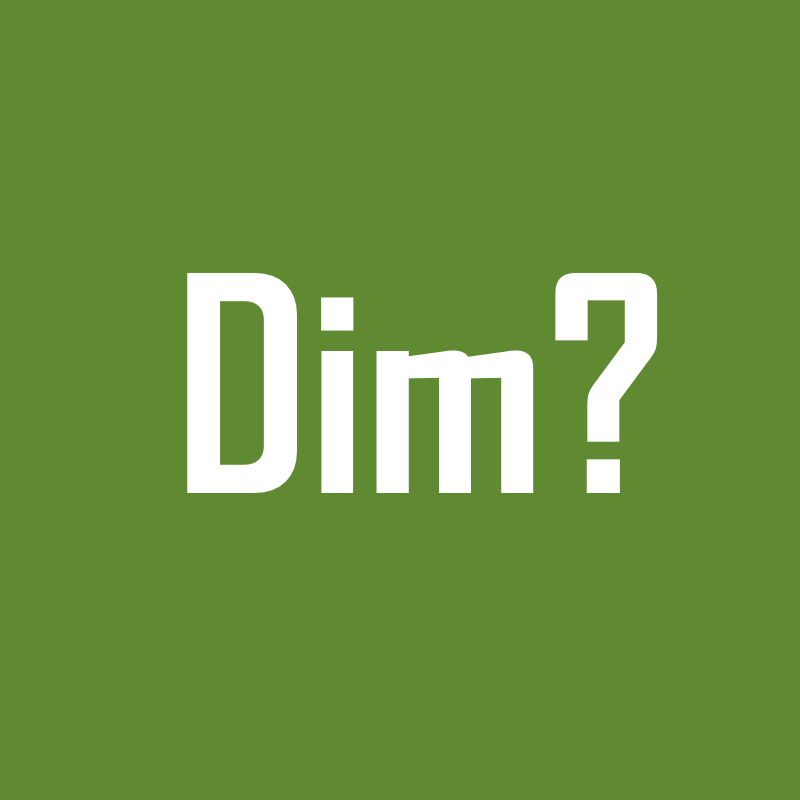 What Does Dim Mean When Coding Vba Macros The