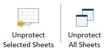 Excel Password Protection Removal and Recovery Add-ins - Multiple Worksheets At Once