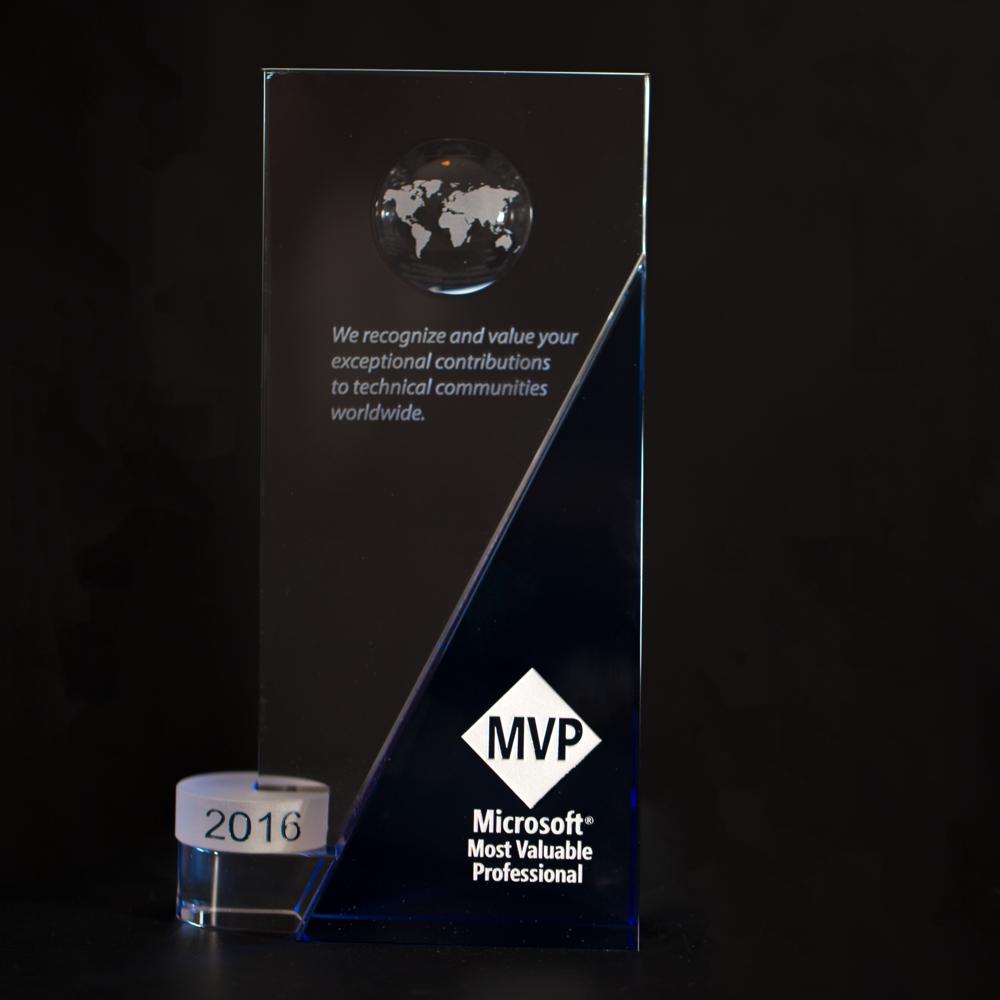 Chris Newman - Microsoft Excel MVP Award 2016