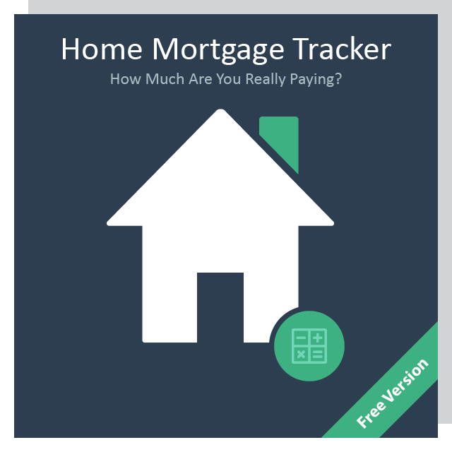 Understand, analyze, and track your progress as you work to pay off your home mortgage