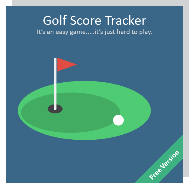 COMING SOON!  Keep records of your scores, store course information, and calculate your handicap with this amazing Excel template