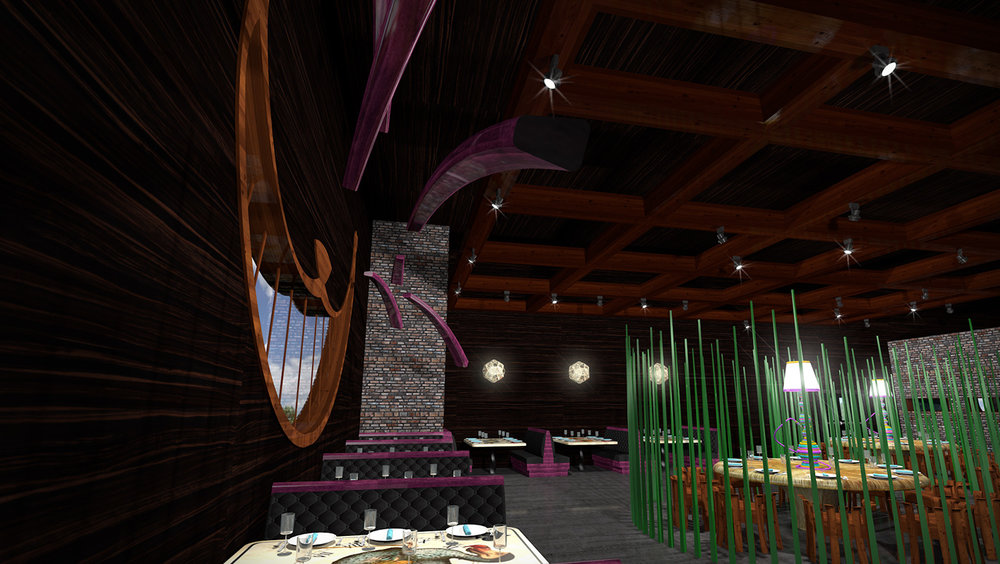 andy   broomell   mirabili   alice in wonderland   themed   restaurant   design   vectorworks   photoshop   3d   model   rendering 24