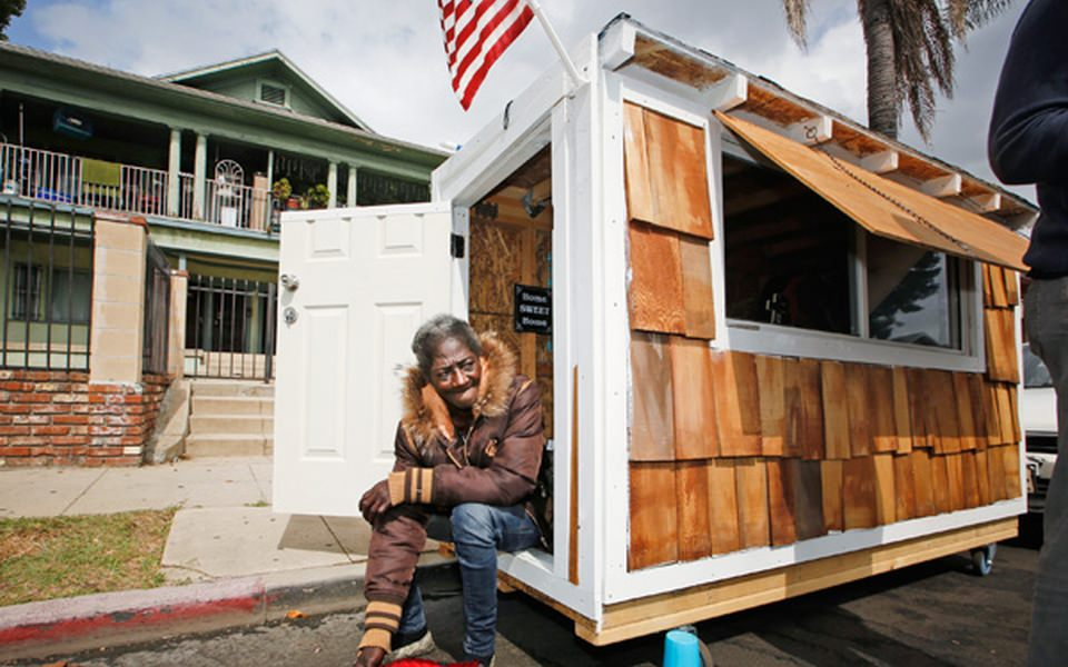 Tiny Houses for Homeless