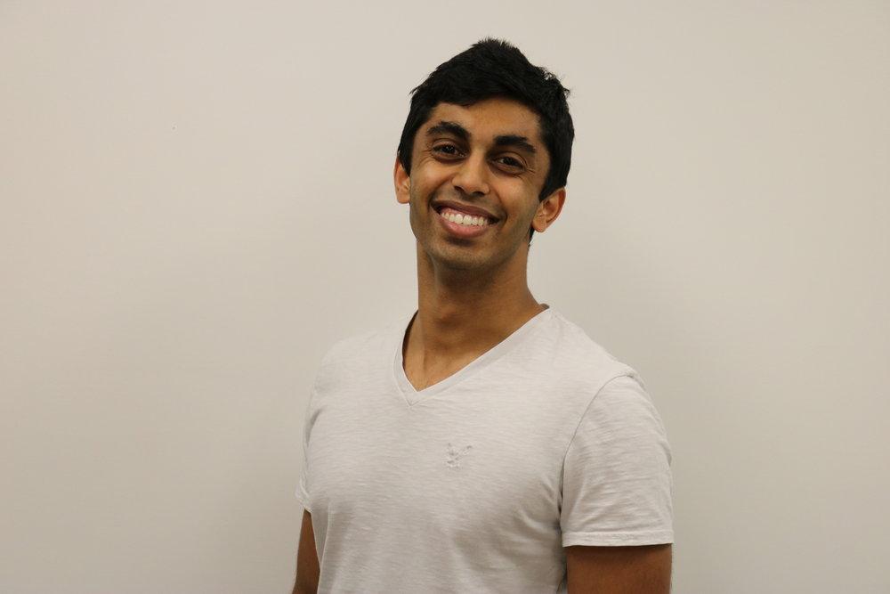 Arjun Desai CampusWallet Pratt'18 BME / CS