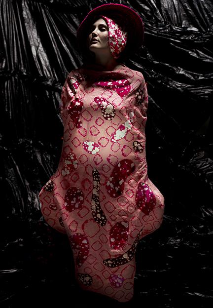 Photographer - Aleks Markovic  Designer  - Volim (volim.com.au)  Makeup Artist - Tia Tonic  Model - Ella Mills