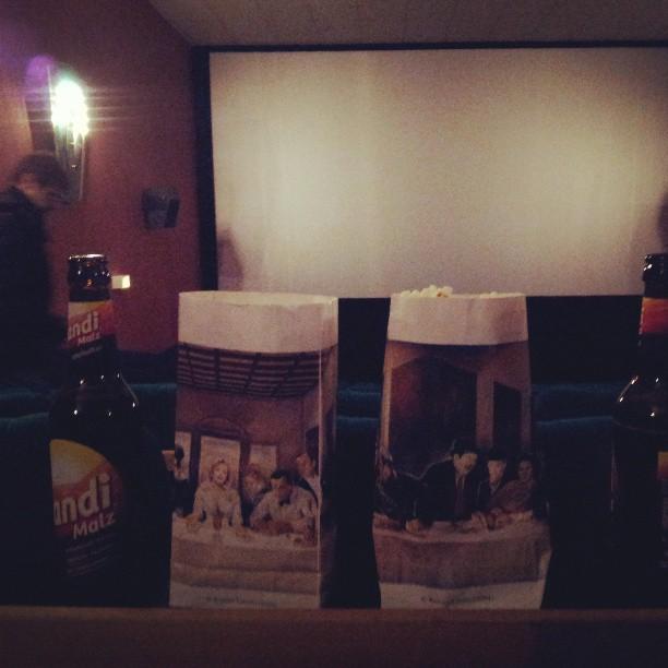 Wonderful movie night