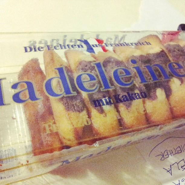 Madeleine yummies, it's soft like a sponge