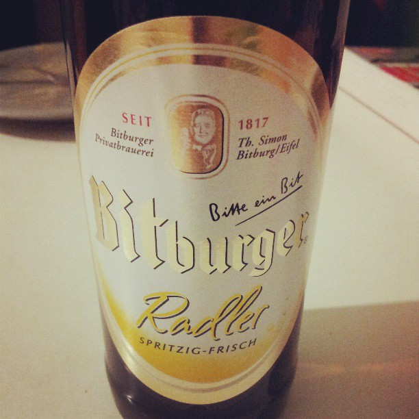 Radler Beer :)