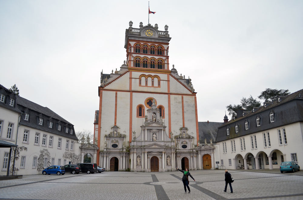 St. Matthias' Abbey