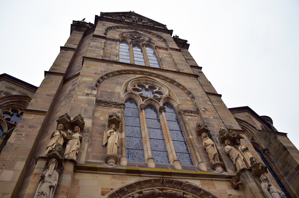 St. Peter's Cathedral, the oldest cathedral in Germany!
