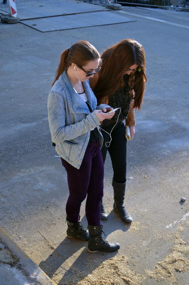 Rachel & Heather