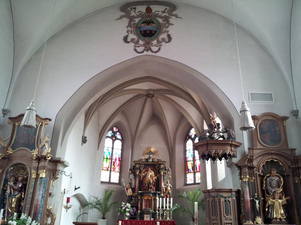 Mitch's church