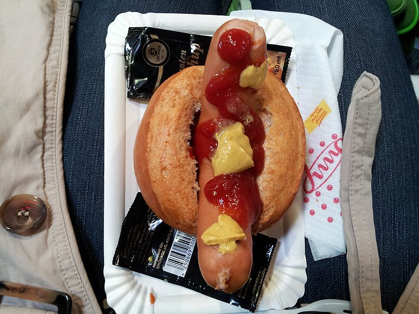 Hot dog?