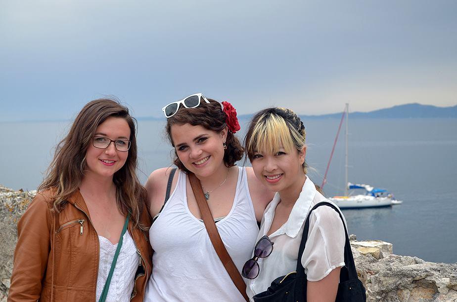 Shannon, Bailey, & I