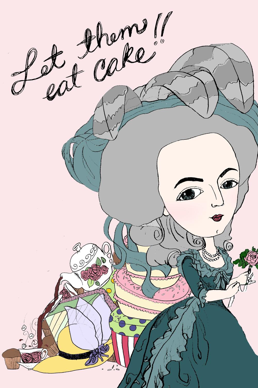 Marie Antoinette, 2012
