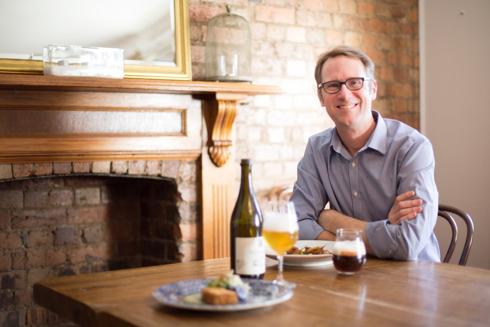 BeerMatt - Matt Kirkegaard is a Brisbane-based freelance beer writer who has developed a national reputation as one of the few independent beer educators and advocates in Australia.