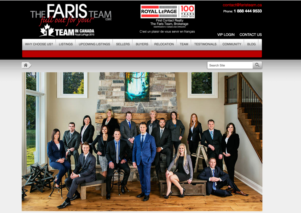 The Faris Team