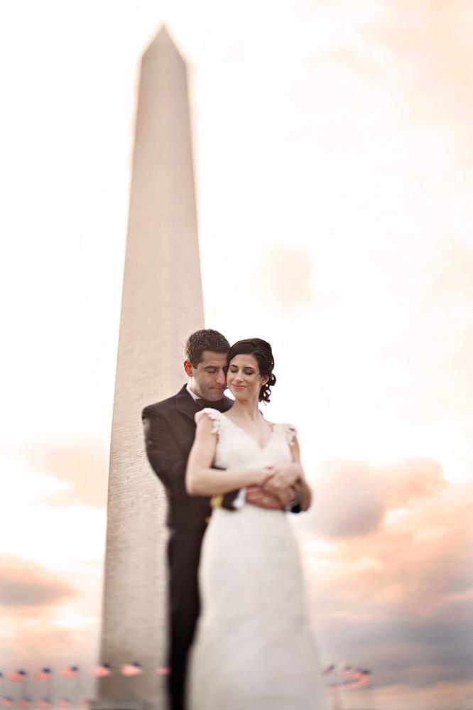 Washington Monument Wedding Photographer