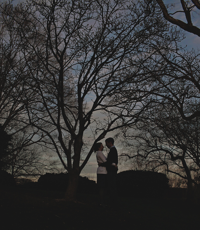 Washington DC engagement photographer Kate and Mike