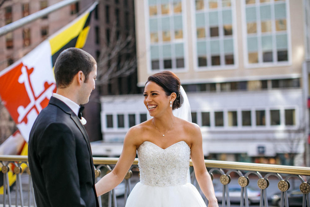 Washington Wedding Photographer | The Mayflower Hotel | Tim Riddick Photography