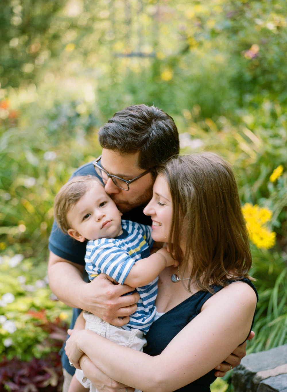 Washington DC Family Photographer | Brookside Gardens | Maryland Portrait Photographer | Washington DC Film Photography | Washington DC Wedding Photographer