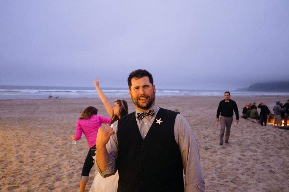 Portland Wedding Photographer | Manzanita Oregon | Tim Riddick Photography | Washington DC Wedding Photographer