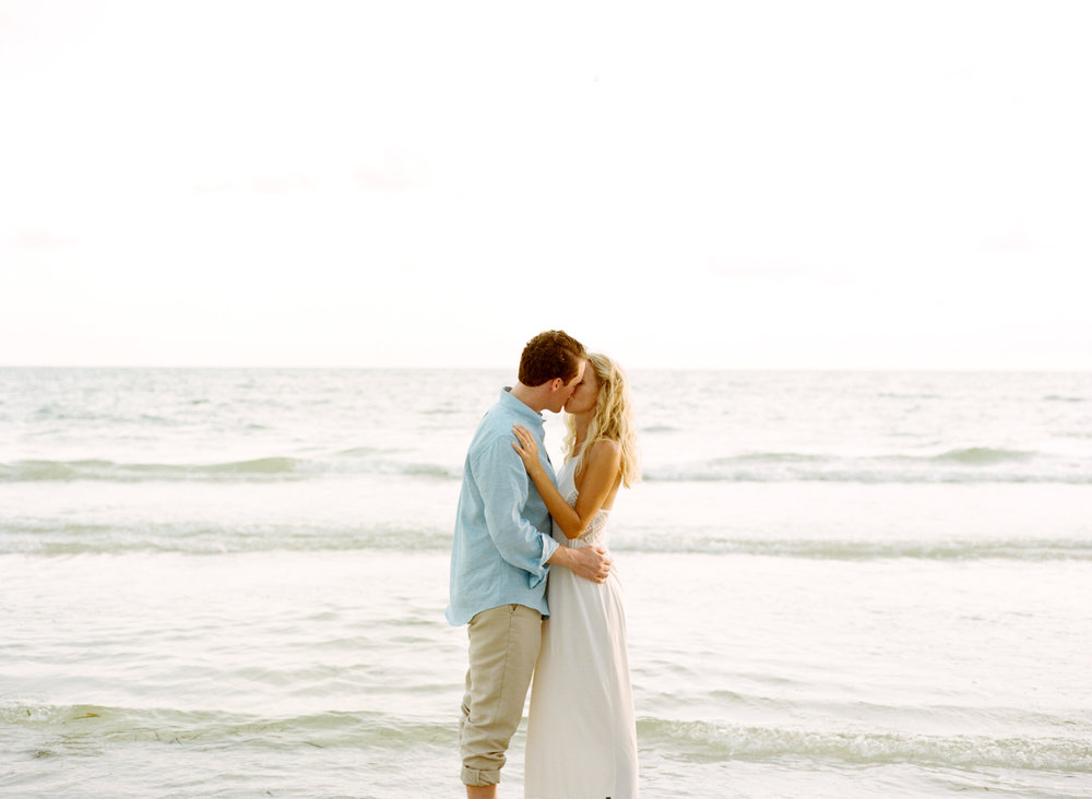 Washington DC Wedding Photographer | Longboat Key, Florida | Engagement Session