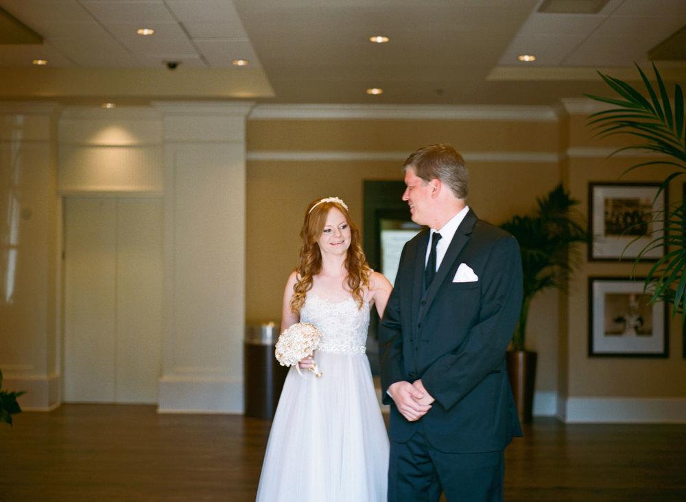 Tim Riddick Photography | Washington DC Wedding Photographer | Film Wedding Photographer | Jule Collins Smith Museum of Fine Art | Auburn, Alabama