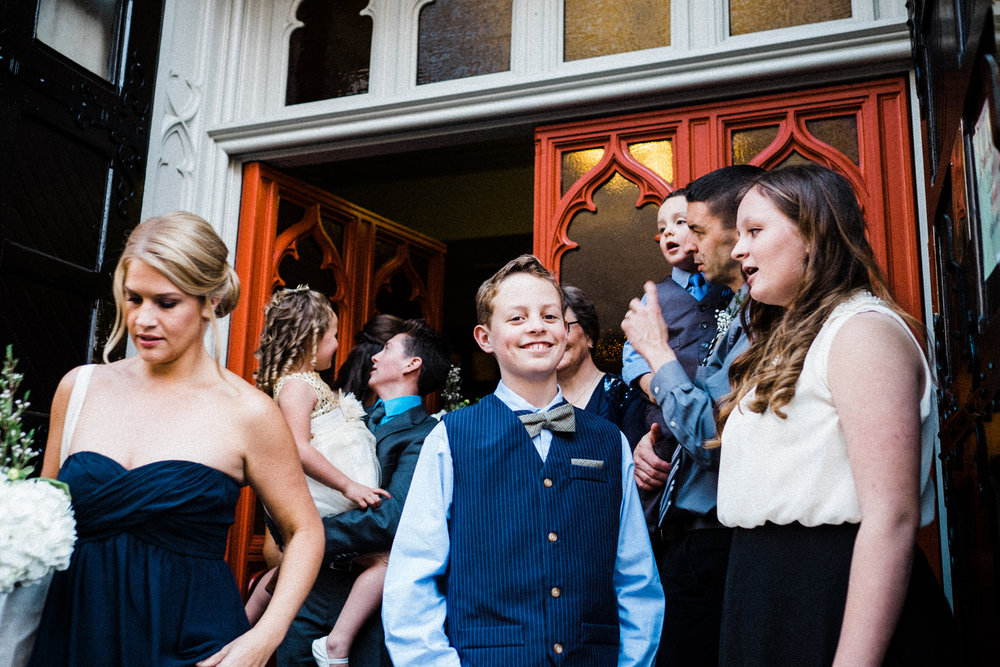 Washington DC Wedding Photographer | Key Bridge Marriott | Tim Riddick Photography
