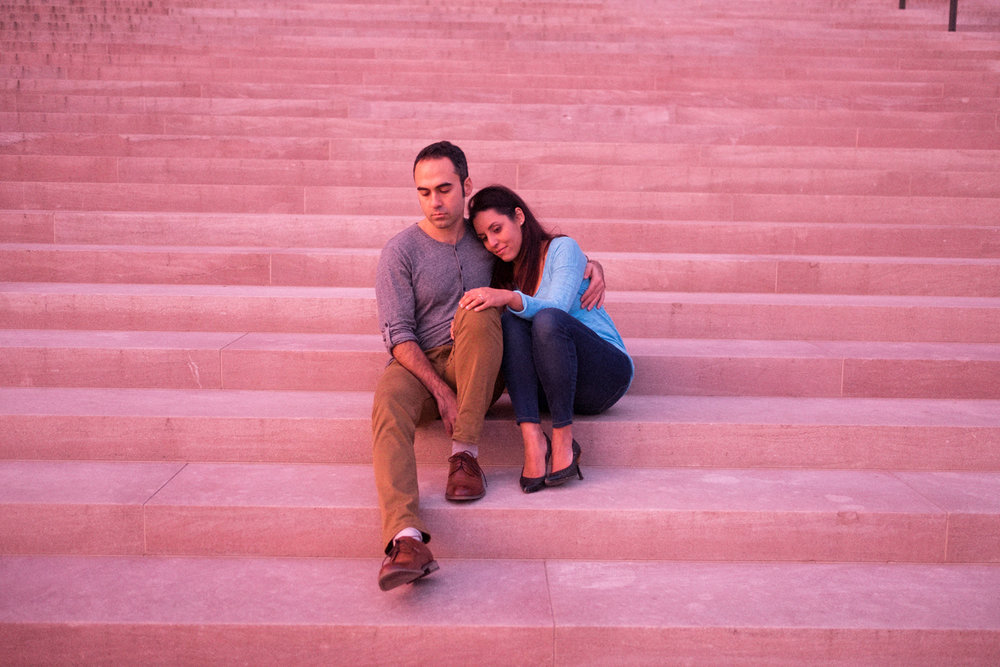 Sybil+Majid | National Portrait Gallery | Washington DC