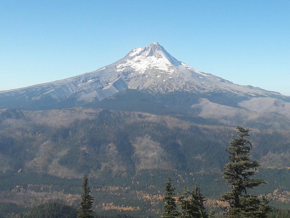 Mount Hood, October 2018