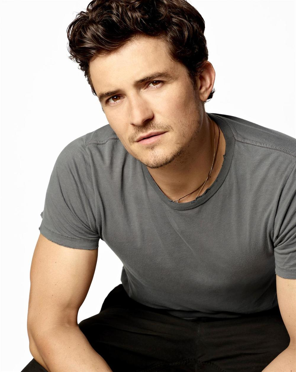 Orlando Bloom press shoot by Carter Smith — SHAY NIELSEN CASTING