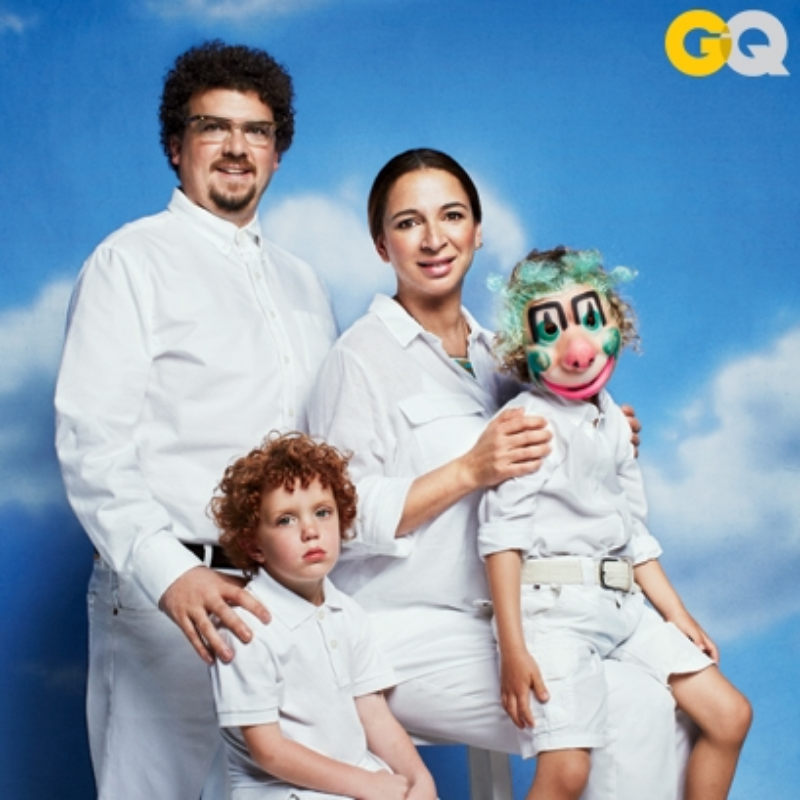 GQ Magazine Awkward Family Photos by Danielle Levitt