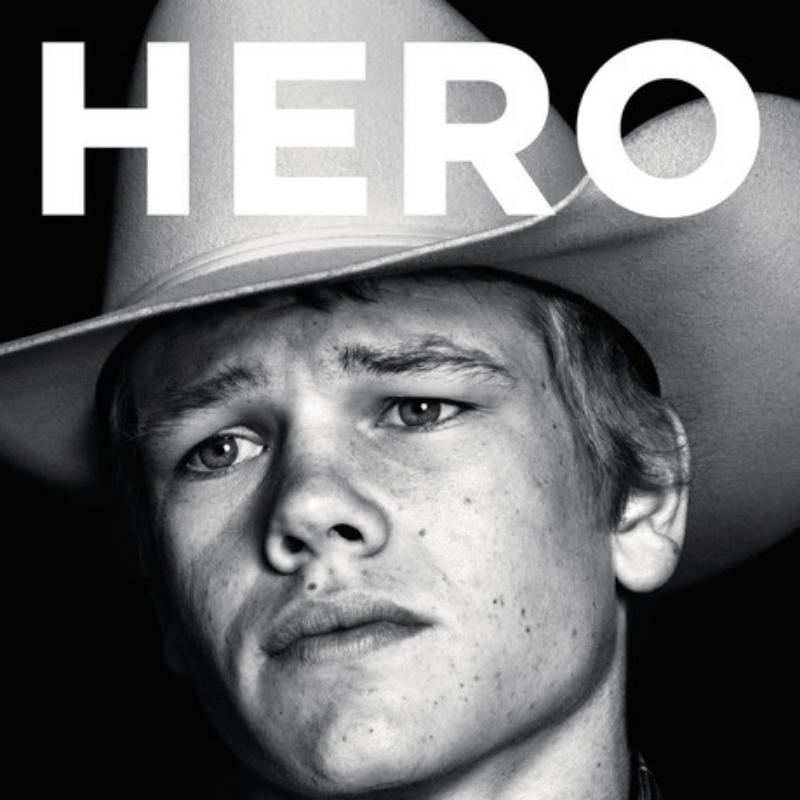 Hero Magazine American Cowboy by Hedi Slimane