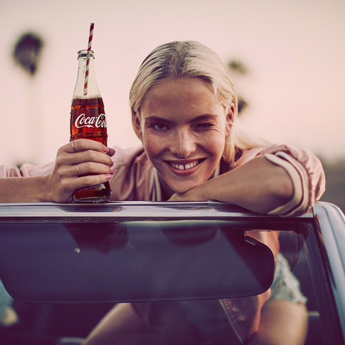 Coca-Cola  Global campaign by Nacho Ricci