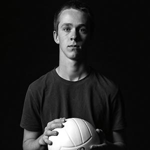 Hero Magazine Volleyball Story by Hedi Slimane
