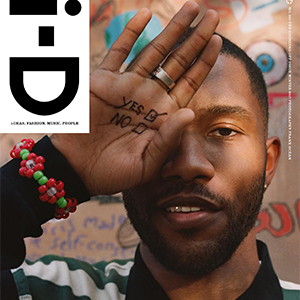 i-D 'It came to me in a dream' by Frank Ocean