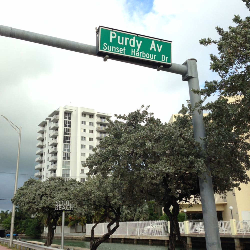 purdy ave
