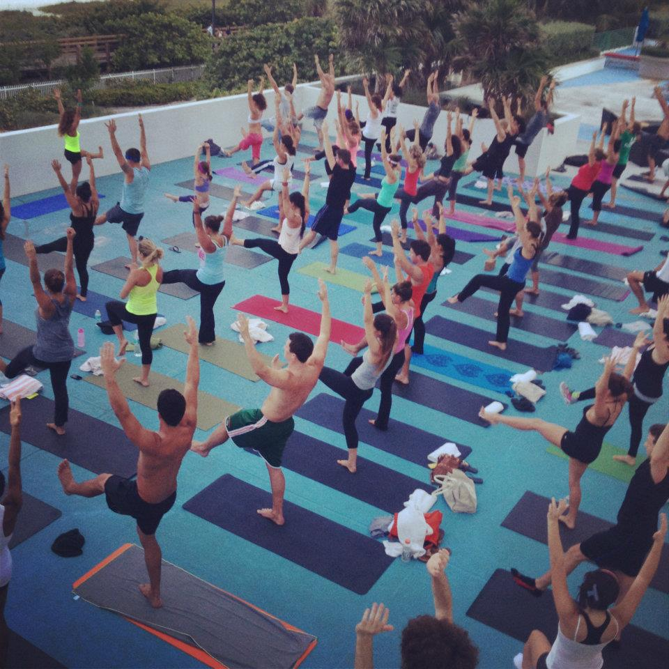 endless summer yoga experience