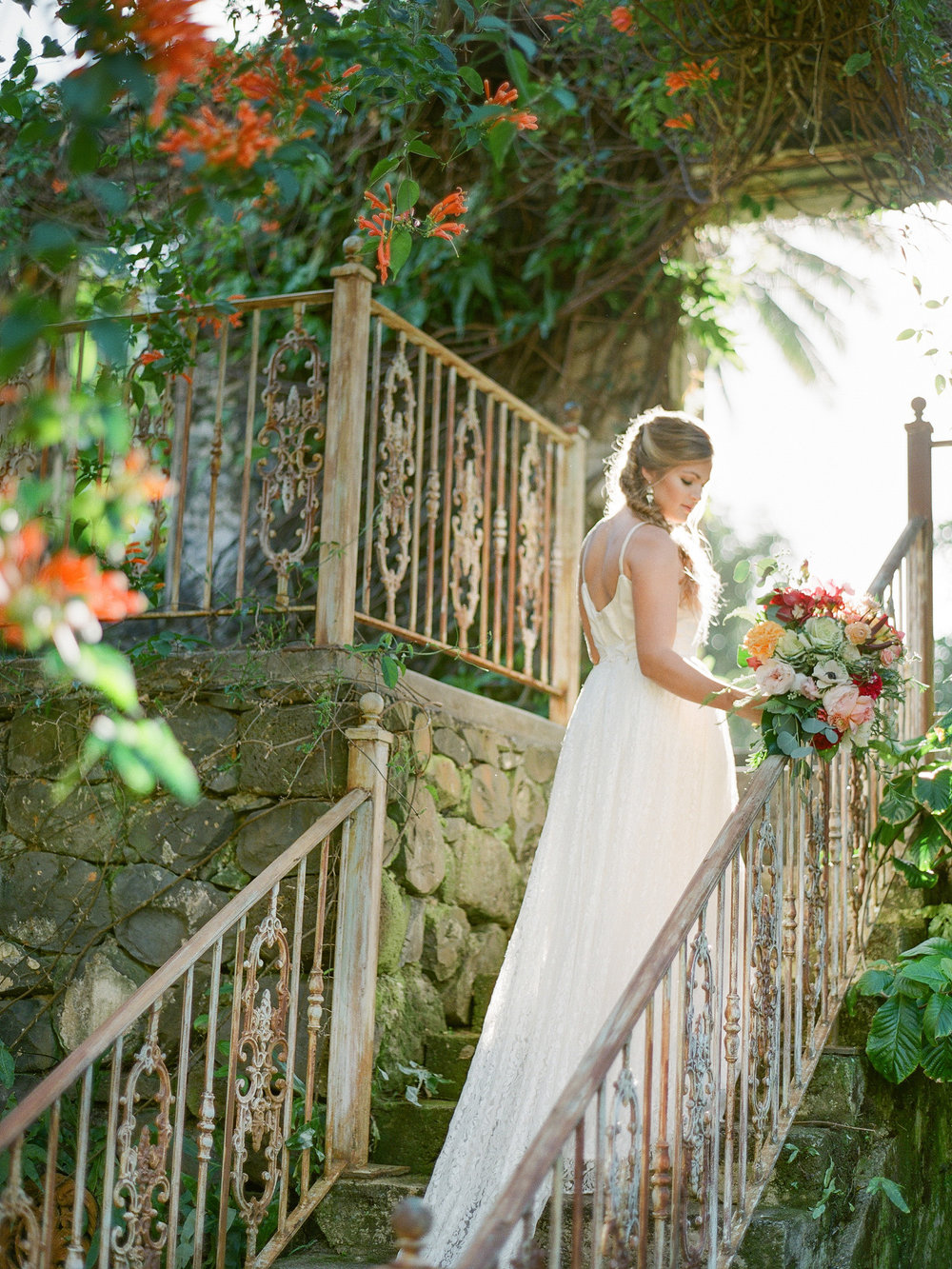 Wedding Inspiration from Haiku Mill, Hawaii