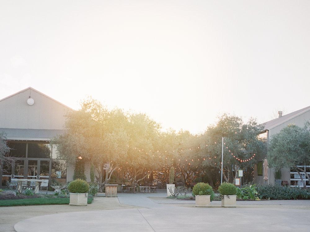 cornerstone sonoma wedding venue